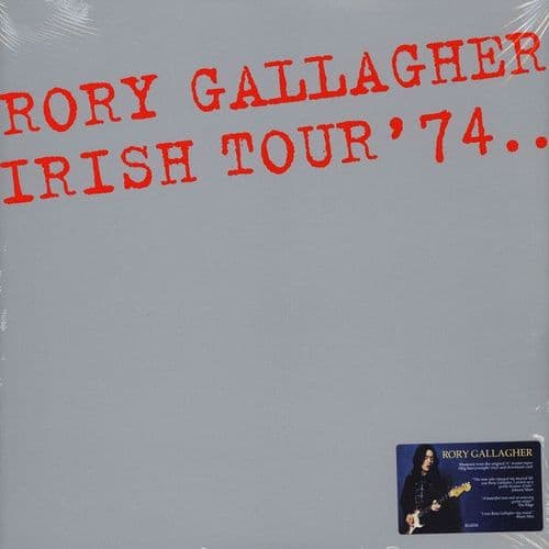 Rory Gallagher<br>Irish Tour '74..<br>2LP, RE, RM, 180g